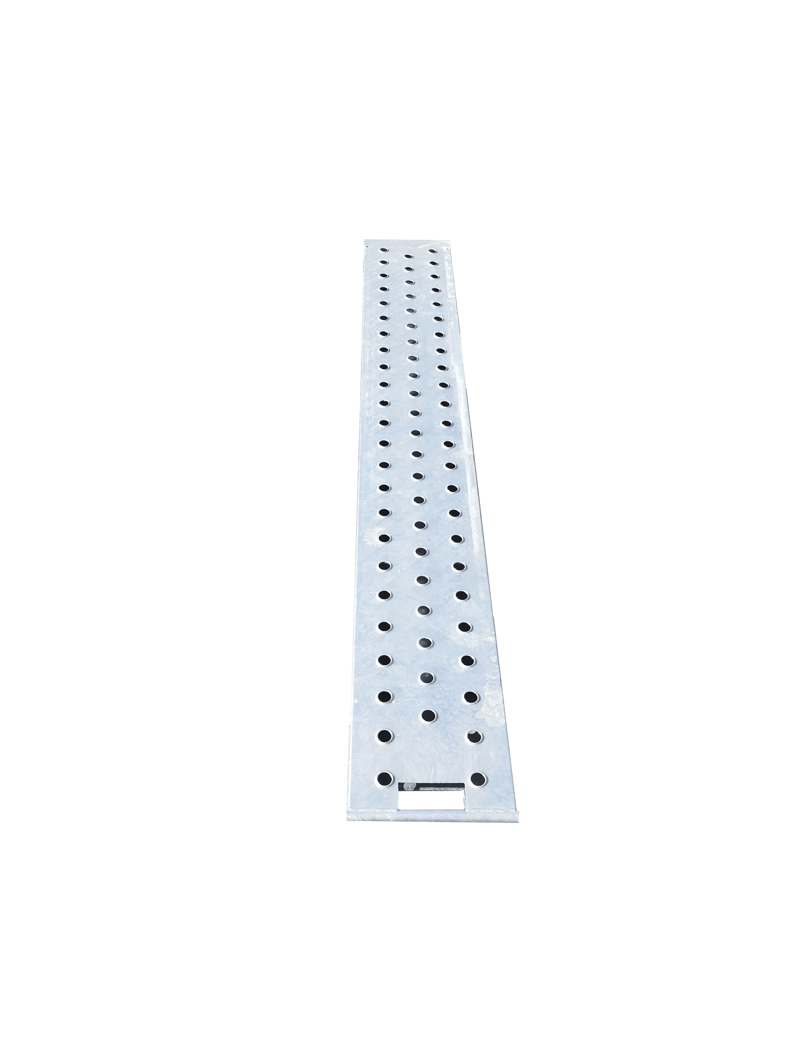 1 Stück Stahl-Auffahrrampe