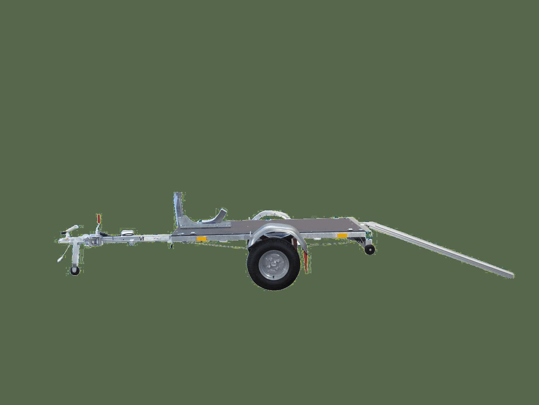 Auffahrschiene (Tragkraft: 400 kg) zu PFA 185