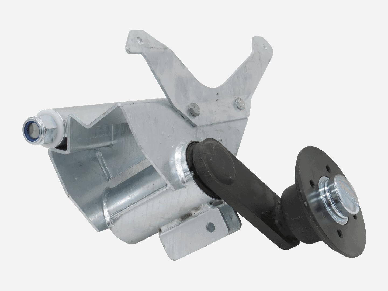 Right axle for PFA 185 U
