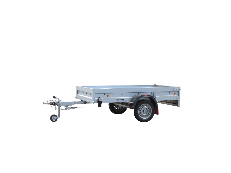 Tieflader Anhänger mit Nutzlast 1.060 kg