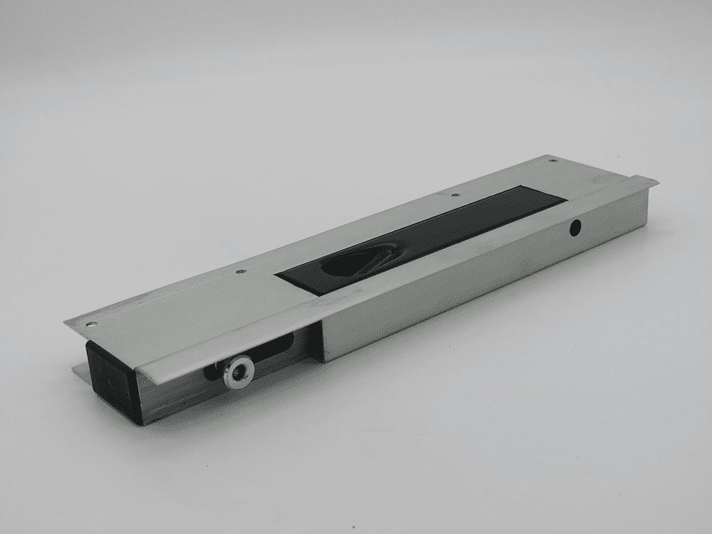 Alu-Einbauverschluss links zu LPA 360 mm