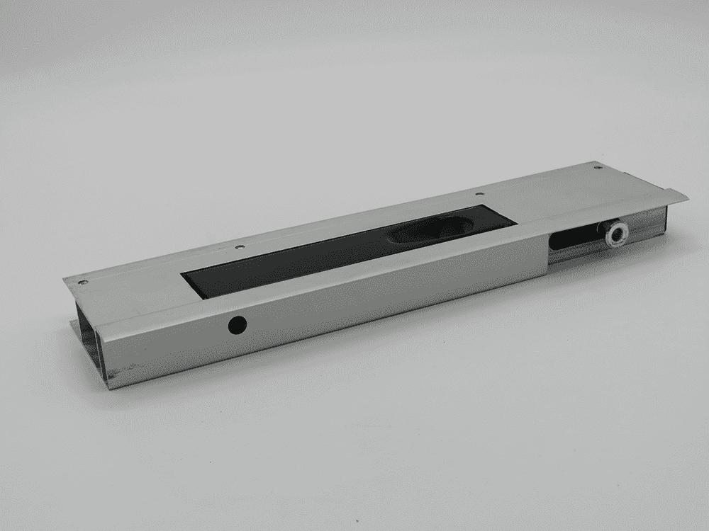 Alu-Einbauverschluss rechts zu LPA 360mm