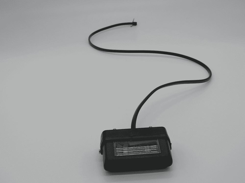 Kennzeichenleuchte Regpoint klein mit Kabel