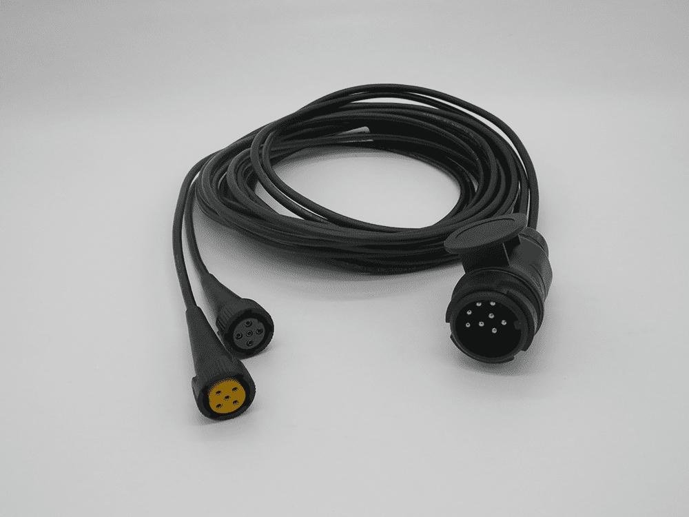 Kabelsatz 5m/13pol./Baj/o. Abg