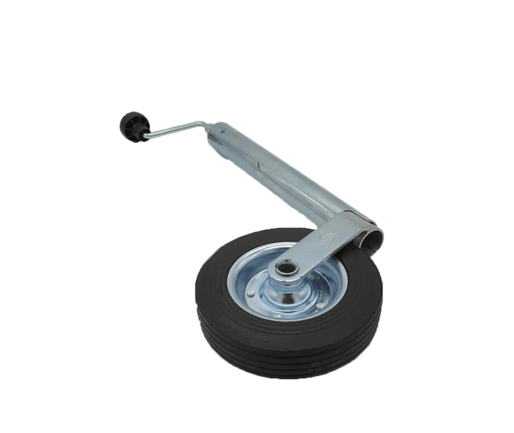 Stützrad I ohne Klemmschelle bis 1300 kg GG