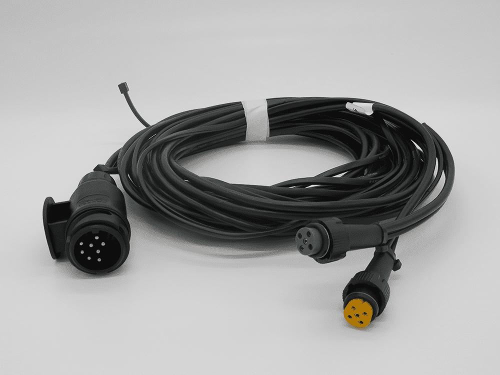 Kabelsatz 5m/13pol./Baj/m. Abg