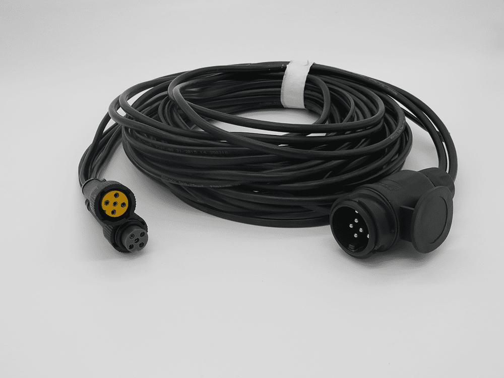 Kabelsatz 6m/13pol./Baj/m. Abg