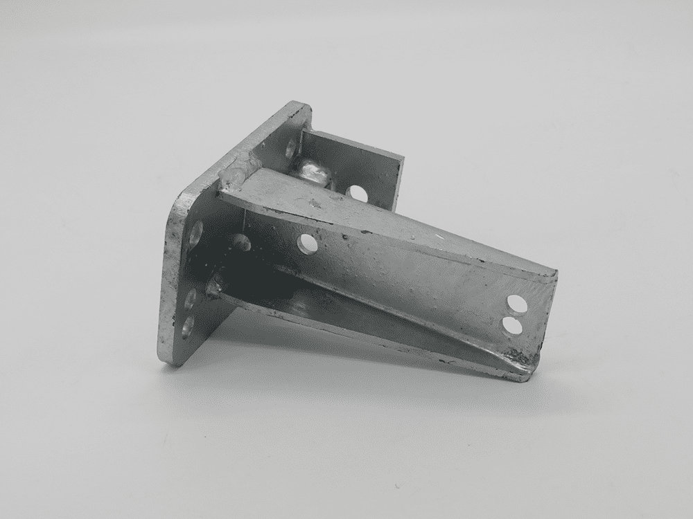 verz. Stützradkonsole II f. Zuggabel