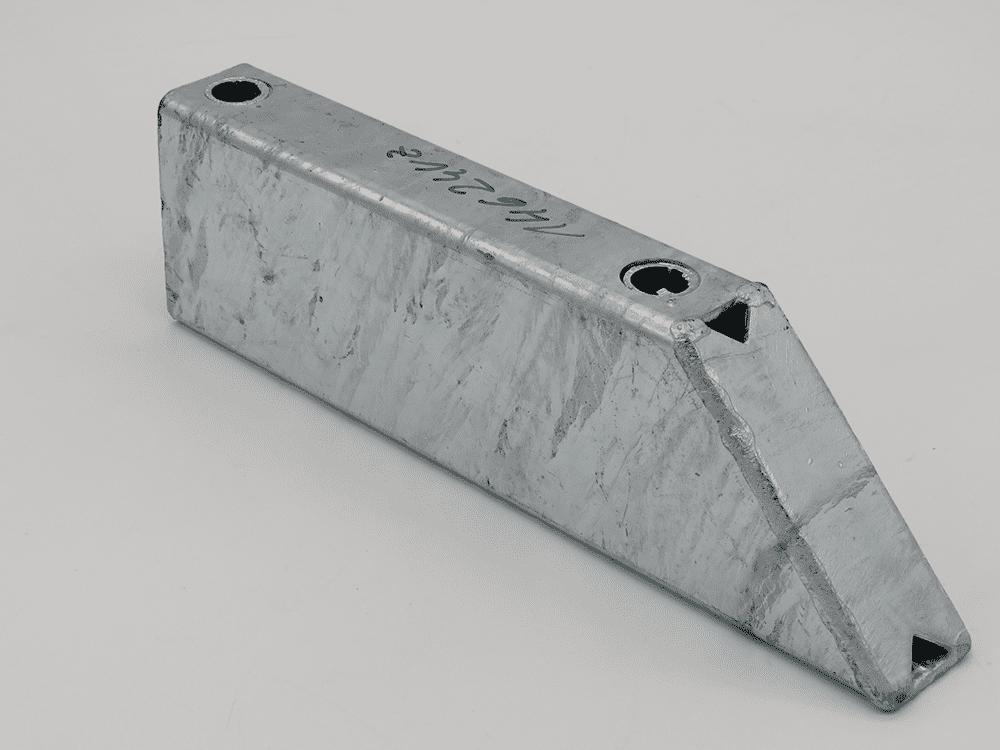verz. Kupplungserhöhung 80mm PHL-G