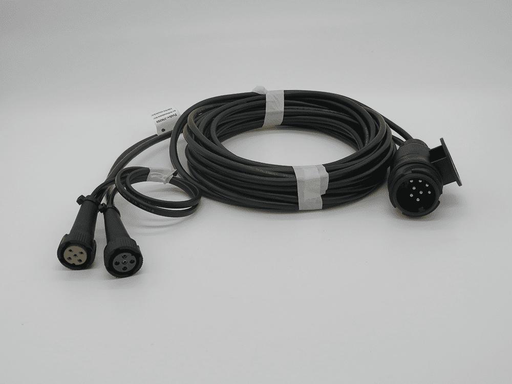 Kabelsatz 5m/13pol./Baj/m.Abg für MA 250 U-K