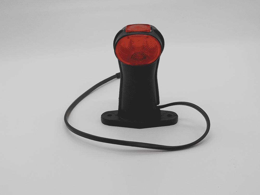 Umrissleuchte Superpoint II kurz mit Kabel