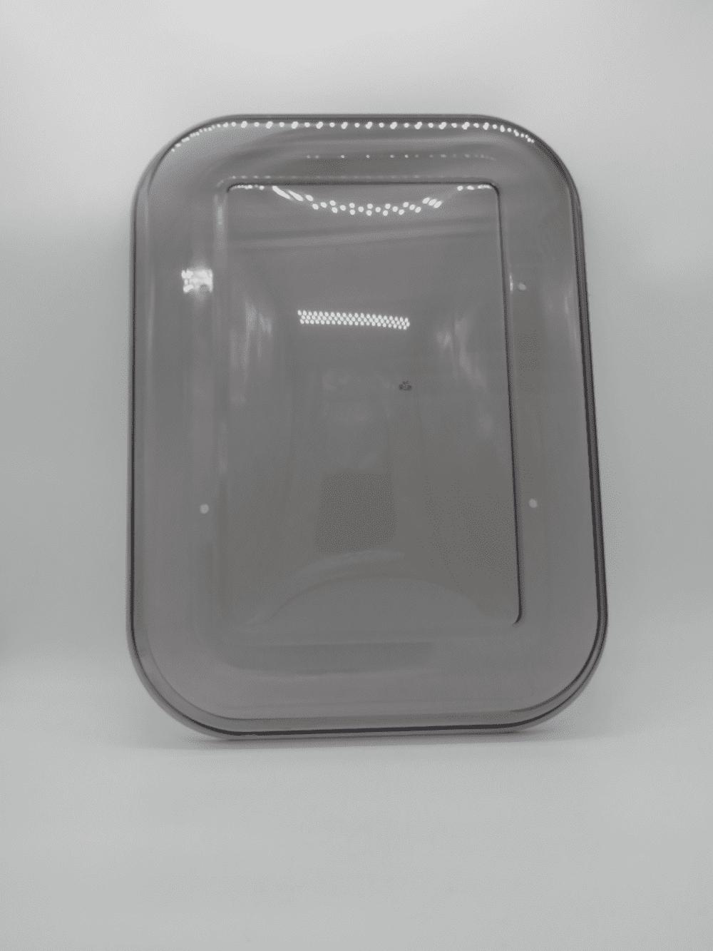 Glas für Ausstellfenster