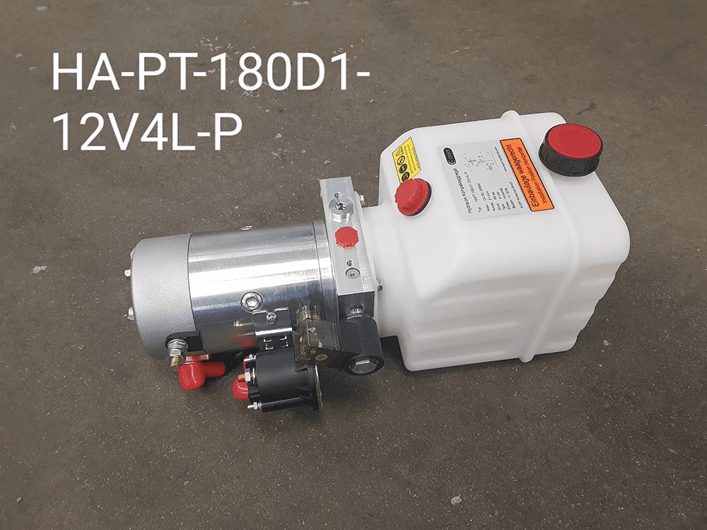 AUER- E-Pumpe mit 4L Tank zu RK