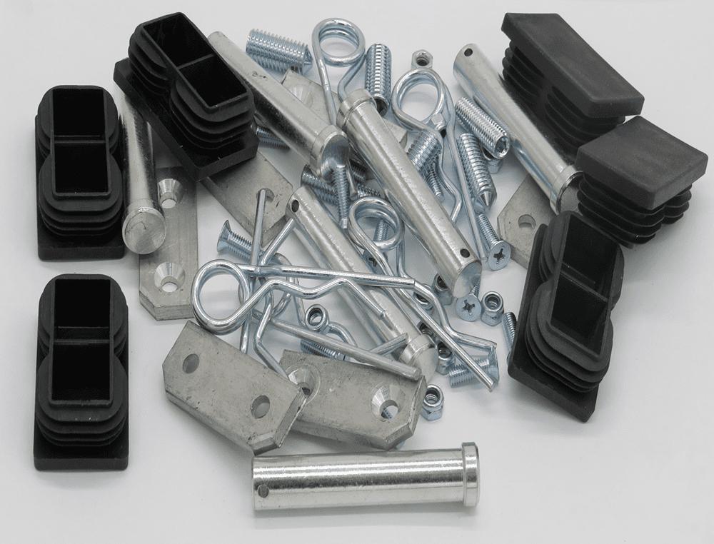 Laubgitter-Kleinteilesatz passend zu: 3-SKS und RK