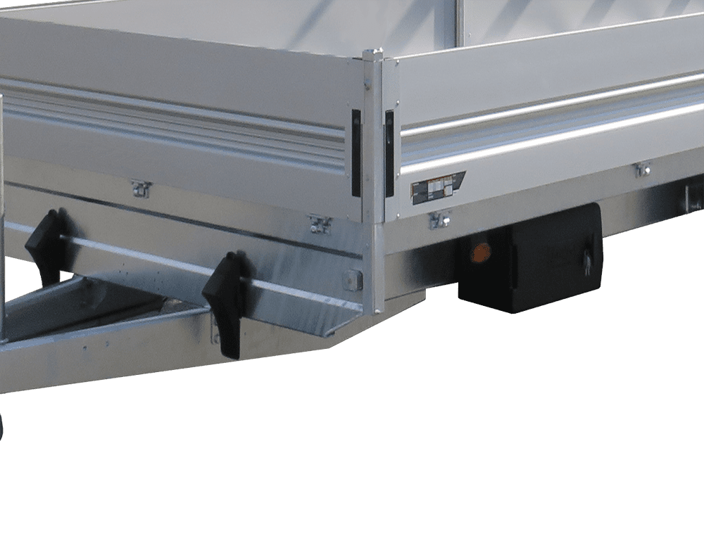 Kunststoff Staubox ALKO L=515 B=220 H=277