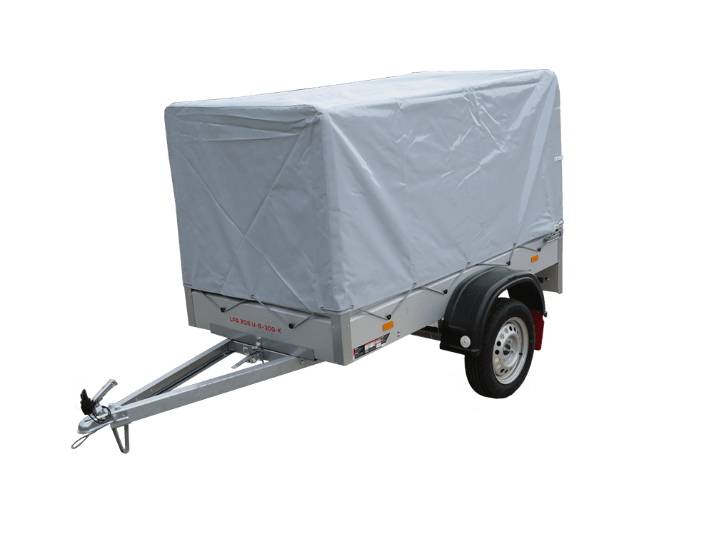 High tarpaulin grey for PG 850 mm