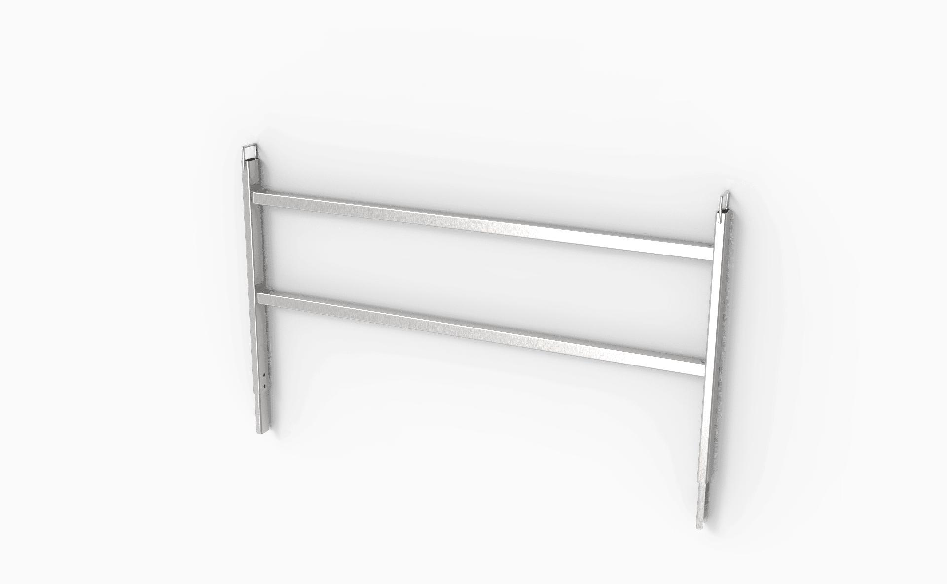 H-Gestell 800 mm Höhe