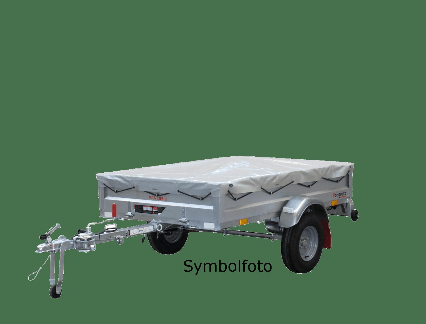 Flachplane grau zu LPA 206-AL Version 2016