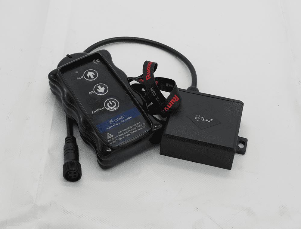 AUER- Funkfernbedienung zu Elektro-