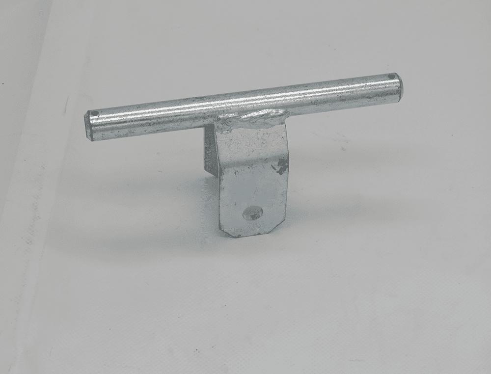 verz. Pendelachse für Laufrolle II PBA 750G-