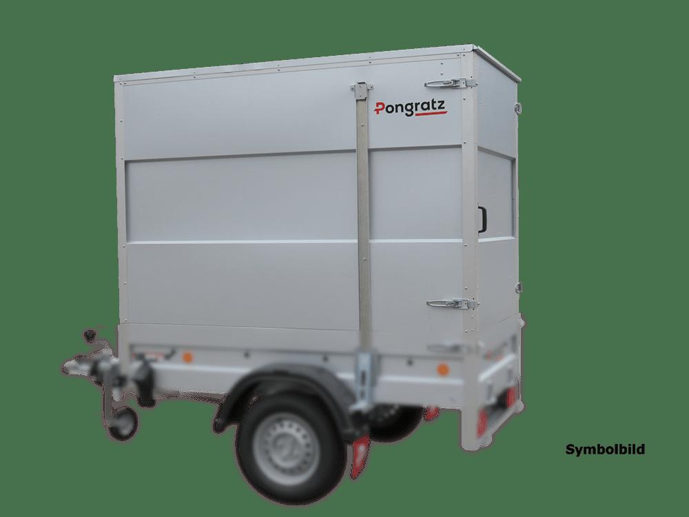 Aufrüstset Kofferbox für LPA 300/15  Stahl